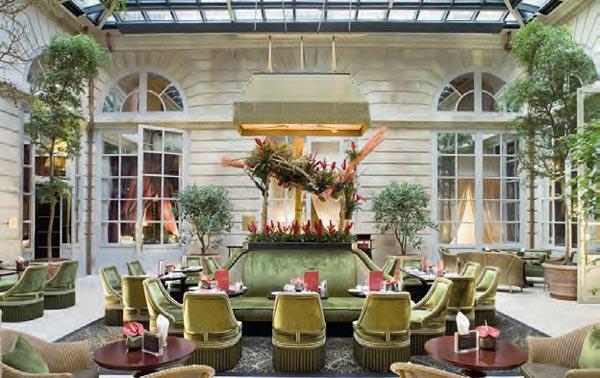 Фото №2 - Ресторан Le Pressoir d'Argent в отеле Grand Hotel de Bordeaux & Spa