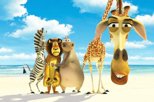 «Мадагаскар» (2005)
