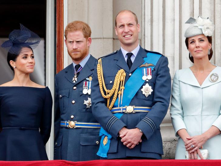 Фото №1 - Ход Кембриджских: какой ответ Кейт и Уильям готовят Сассекским