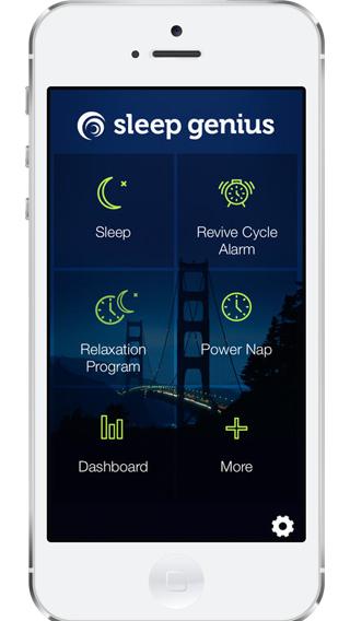 Sleep Genius With Revive Cycle Alarm приложение