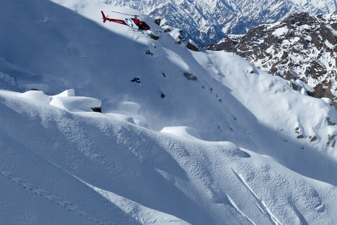 Фото №2 - Фильм «Поворот»: новая история о сноубордистах