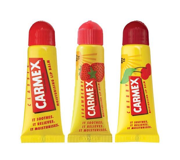 Блески для губ, Carmex, 900 руб.