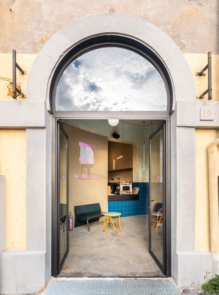 Фото №9 - Уютный ресторан Tre De Tutto в Риме