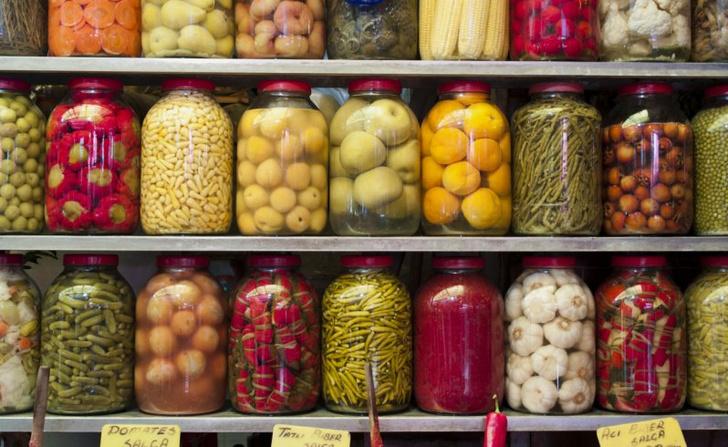 Фото №3 - Зимние превращения овощей