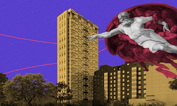Фото №1 - Мекка для художников: обзор ЖК «На высоте»