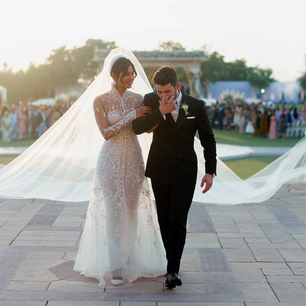 Фото №8 - 10 фактов о впечатляющей свадьбе Приянки Чопры и Ника Джонаса