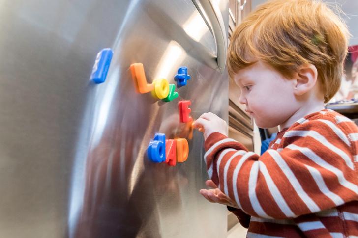 Фото №2 - Под присмотром: 10 простых игр с ребенком на кухне