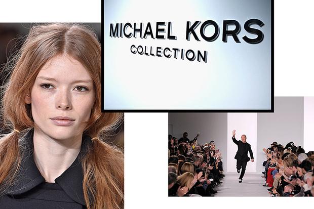Michael Kors Collection, осень-зима 2016/17