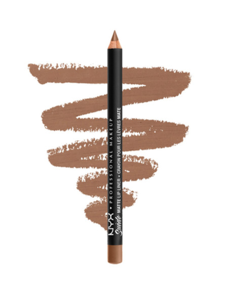 NYX Professional Makeup Suede Matte Lip Liner, 07 Sandstorm