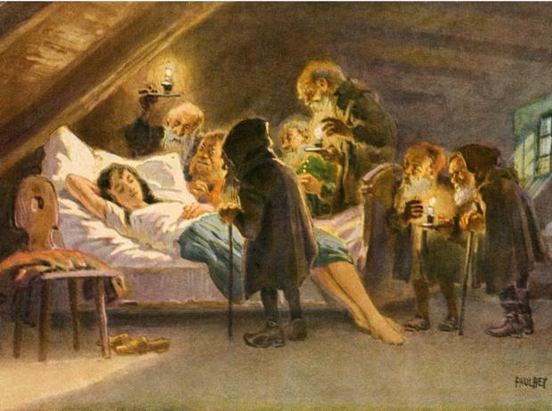 Фото №2 - И жили они долго и счастливо: 5 пугающих сюжетов знаменитых сказок