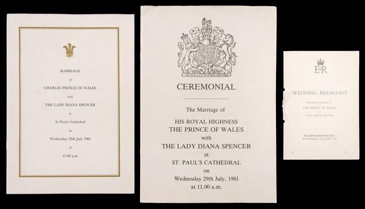 Фото №4 - Кусок свадебного торта принца Чарльза и принцессы Дианы выставлен на продажу. Стартовая цена 40-летнего угощения— 50 000 рублей