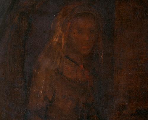 Фото №9 - Цвет любви: 9 загадок картины Рембрандта «Возвращение блудного сына»