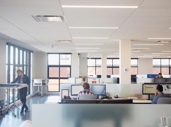 Фото №2 - Корпоративное общежитие: почему офисы открытого типа подходят не всем