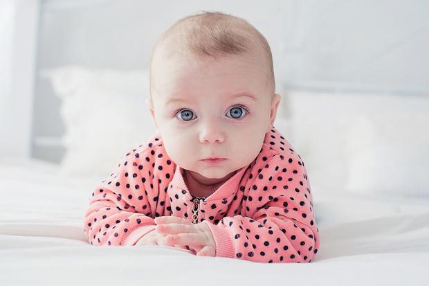 Фото №1 - Как определить, какого цвета будут глаза у ребенка