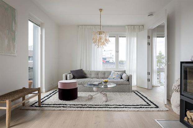 Фото №3 - Квартира дизайнера Амалии Уайделл в Стокгольме