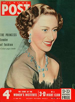 Фото №3 - Королевская свадьба #2: как выходила замуж «запасная» принцесса Маргарет