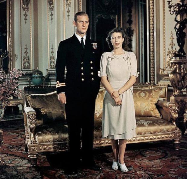 Фото №2 - 16 архивных фотографий в память о принце Филиппе