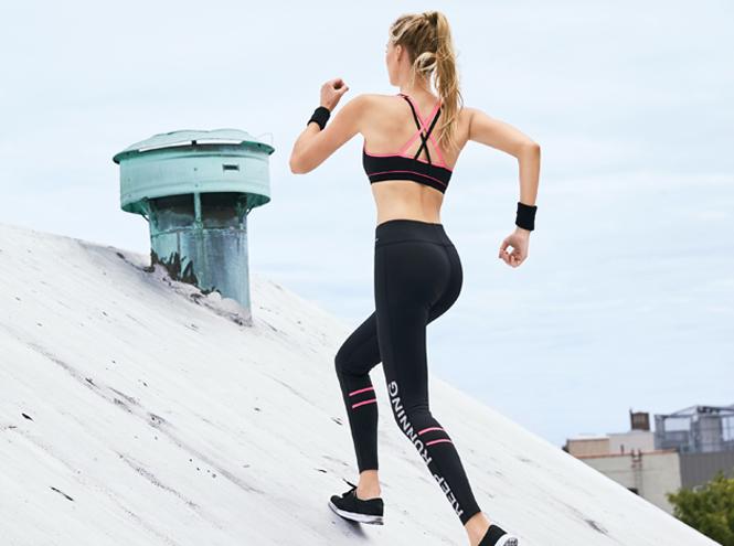 Фото №2 - Спецвыпуск: новая фитнес-коллекция от Calzedonia