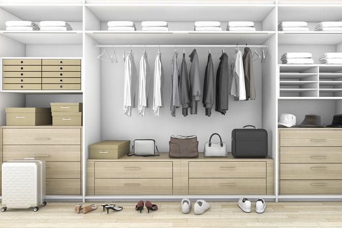 Фото №4 - Идеальный гардероб: как разобрать шкаф?