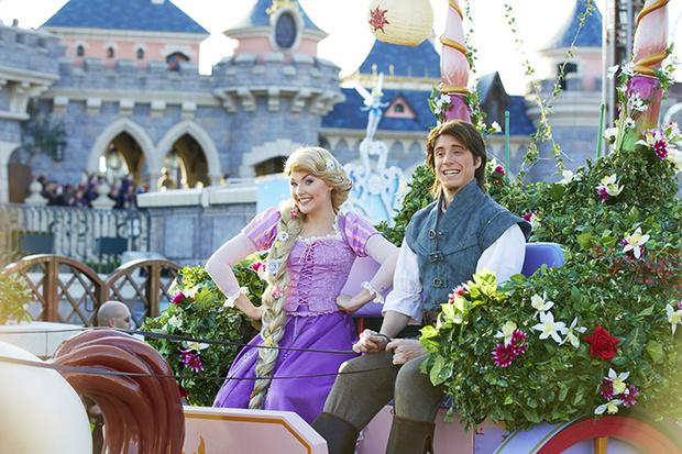 Фото №10 - Победители нашего конкурса побывали в Disneyland® Париж!