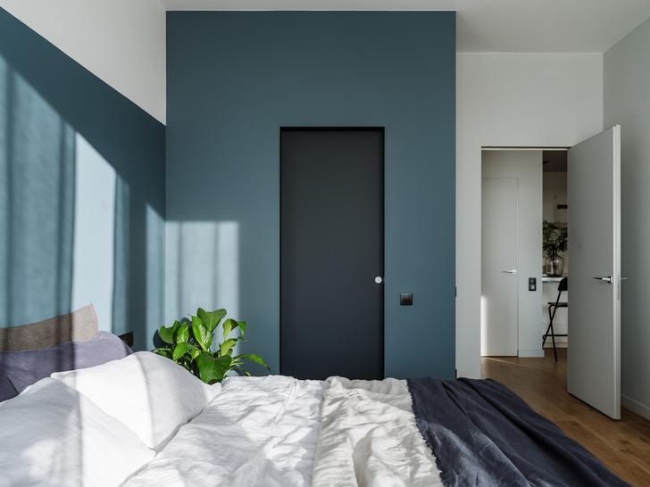 Фото №5 - Как увеличить комнату с помощью краски: 8 идей