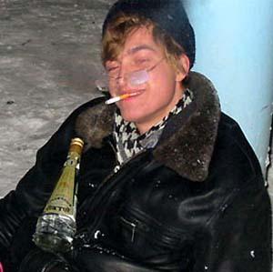 Фото №1 - Алкоголизм лечат лекарством от табачной зависимости