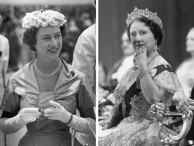 Фото №1 - Тайные встречи: как королева-мать помогала Маргарет скрывать скандальный роман (и чем все закончилось)