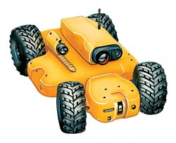 Фото №8 - Робот в помощь бойцу