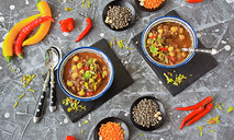 Харира – марокканский суп с острым характером