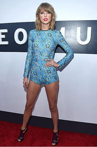 Тейлор Свифт на VMA
