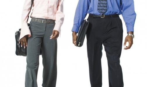 Фото №1 - Для сохранения стройности работникам нужно стоять не меньше часа в день