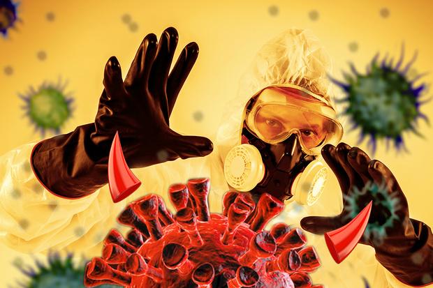 Фото №1 - Мелкий бес: чем вирусы отличаются от бактерий, вирионы от вирофагов, а факты от мифов