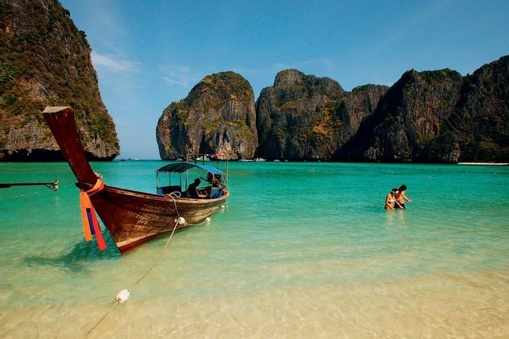 Фото №1 - 7 самых свободных пляжей Таиланда