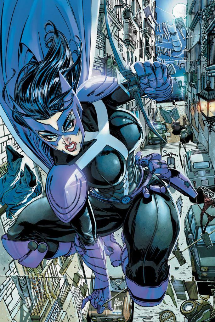 Фото №6 - Великолепная семерка: супергероини на страже мира