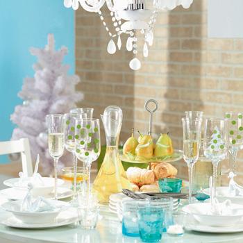 Фото №5 - Экспресс-сервировка новогоднего стола