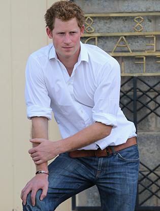 Фото №4 - 7 причин, по которым мы любим принца Гарри