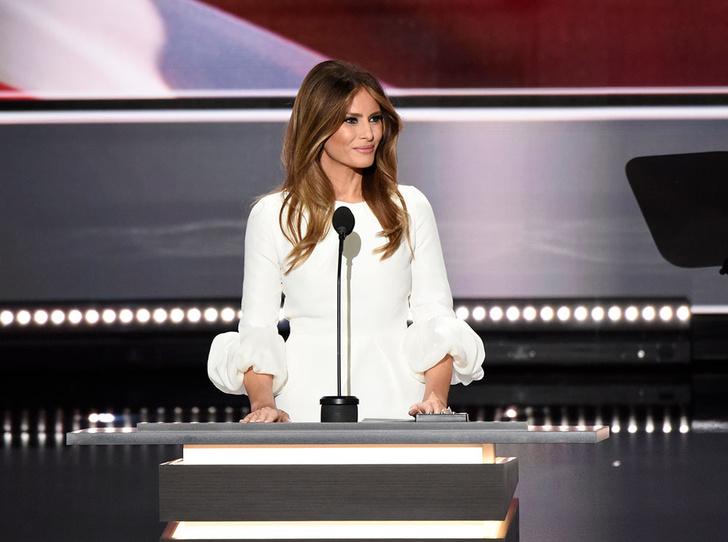 Фото №2 - Мелания Трамп отрицает все ограничения (и она даже может смотреть любой телеканал)