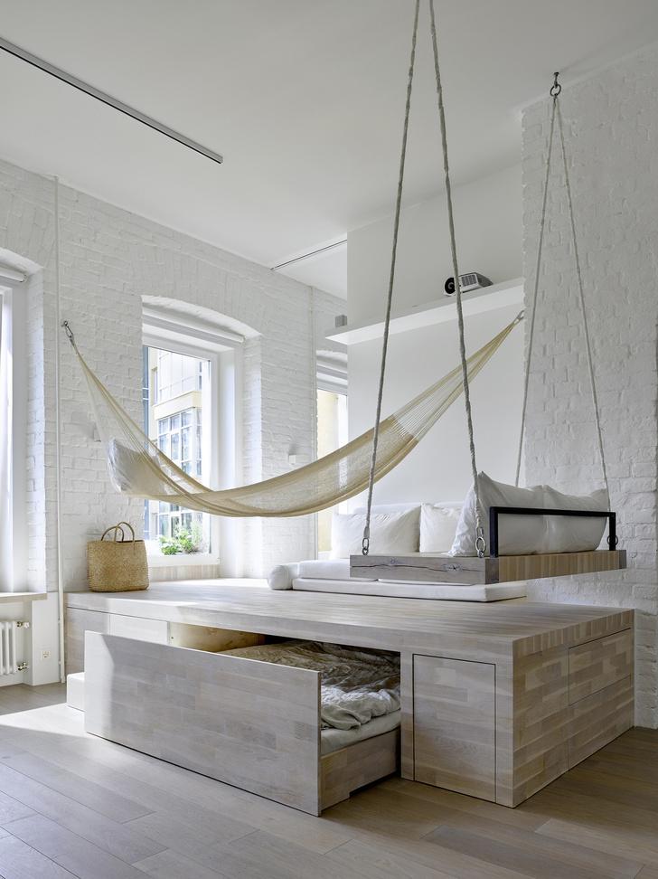 Фото №3 - Вопросы читателей: кровать на подиуме