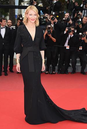 Фото №54 - Королева Канн: Кейт Бланшетт и ее модные образы за всю историю кинофестиваля