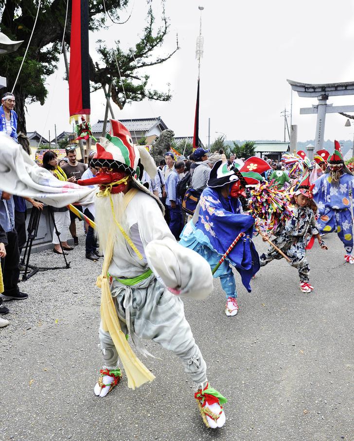 Фото №1 - Традиции: Окума Кабуто, Япония