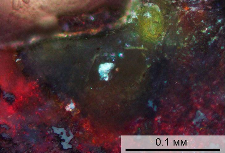 Фото №1 - На берегу Мертвого моря нашли молекулы, с которых началась жизнь
