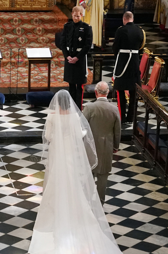 Фото №3 - Две невесты: Меган Маркл vs Кейт Миддлтон
