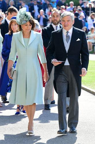 Фото №6 - Гардероб Кэрол Миддлтон: как одевается мама герцогини Кембриджской