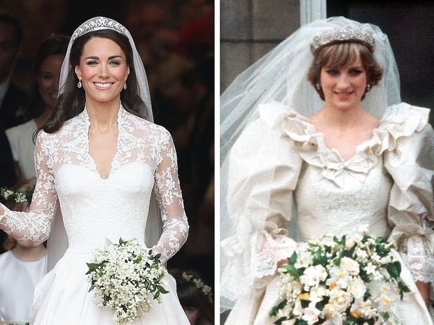 Фото №1 - Свадебная традиция Виндзоров, которую нарушили Кейт и Диана