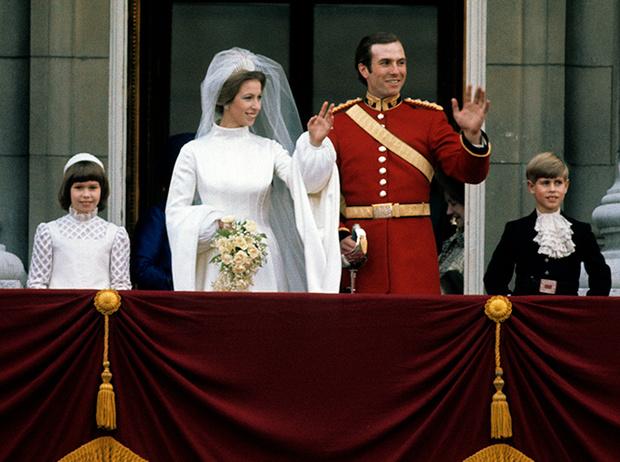 Фото №18 - Первая свадьба принцессы Анны: как выходила замуж дочь Елизаветы II