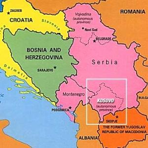 Фото №1 - Косово объявило независимость