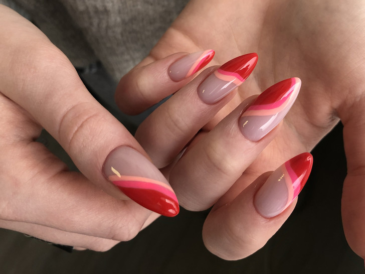 Фото №5 - Маникюр для длинных ногтей: 15 идей на любой случай