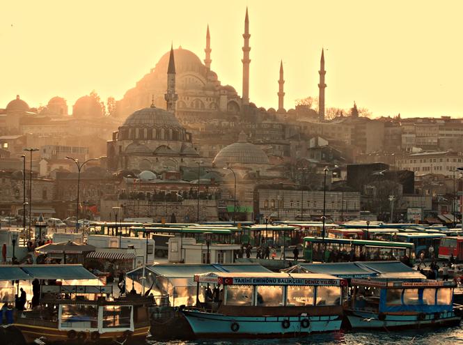 Фото №1 - Стамбульские бьюти-находки Ивана Безуглого