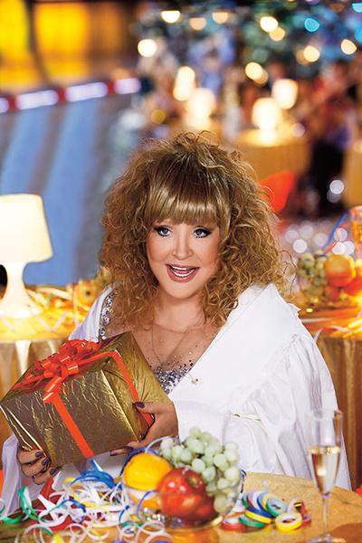 Фото №1 - Новогоднее меню: что готовят на праздник звезды