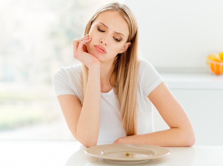 Фото №1 - Дефицит массы тела: чем он опасен, и как набрать необходимый вес